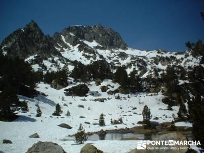 Multiaventura - Parque Nacional de Aigüestortes; rutas por la sierra de madrid